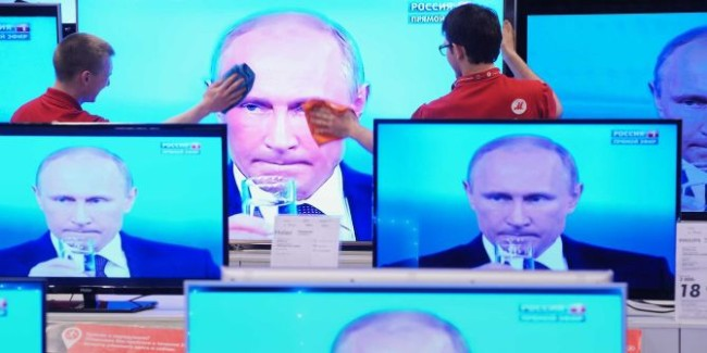 Russian President Vladimir Putin's Nationally Televised Question-And-Answer Session