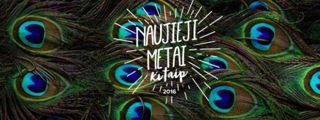 naujieji kitaip 2016 logo