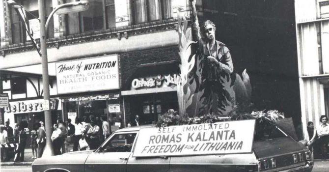 1972-ųjų Kauno pavasaris: jaunimas reikalavo ne duonos ir žaidimų