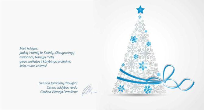 Kalėdiniai linkėjimai