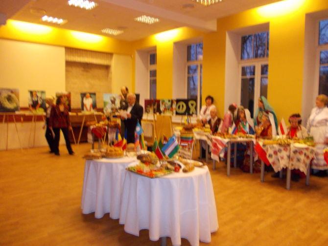 Duonos diena Lietuvos tautinių bendrijų namuose