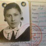 Elena Pureckienė./ Kauno regioninis valstybės archyvas