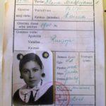 Elena Pureckienė./Kauno regioninis valstybės archyvas