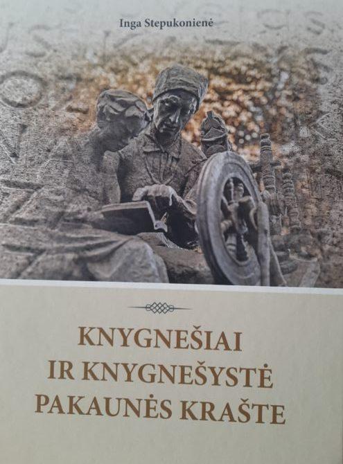R. Jasukaitienė: monografija apie knygnešius ir knygnešystę